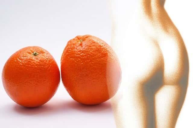 Jak se zbavit pomerančové kůže